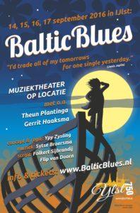 Baltic Blues muziektheater op locatie